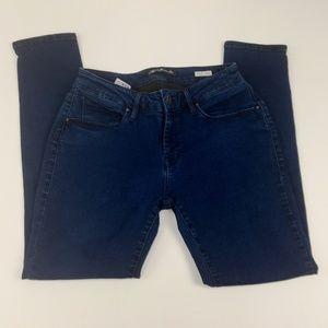 Mavi Jeans Co Jeans Size 29 Alexa Mid Rise Skinny